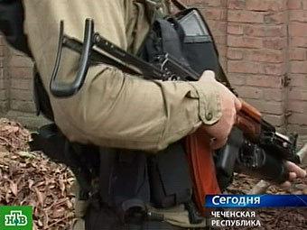 В Чечне задержали смертницу