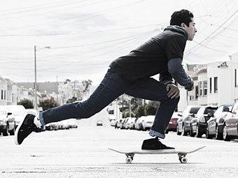 Skateboardová kolekce Levi's X Nike (http://blog.mapaobchodu.cz)