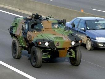 Россия и Франция совместно разработают бронемашину