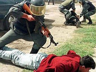 В Дагестане задержали похитителей людей