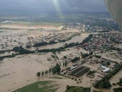 В пострадавших районах Кубани
