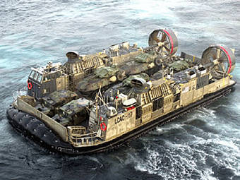 LCAC. Фото с сайта strategypage.com