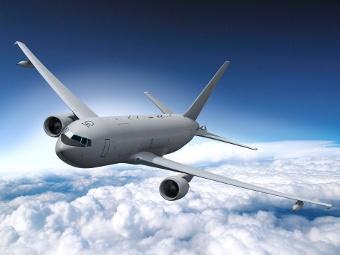 KC-46A. Изображение с сайта boeing.com