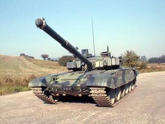 Т-72М4-CZ. Фото от сайта army.cz