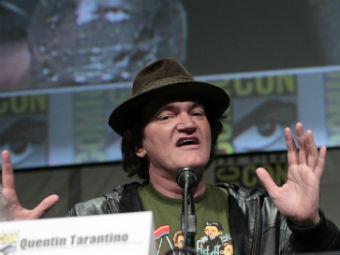 Квентин Тарантино на Комик-Коне. Фото Reuters