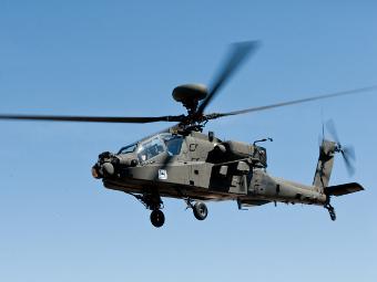 AH-64D Apache Block III. Фото от сайта boeing.com