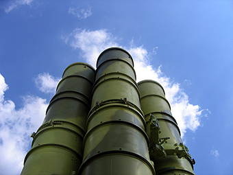 """С-300. Фото """"Ленты.Ру"""""""