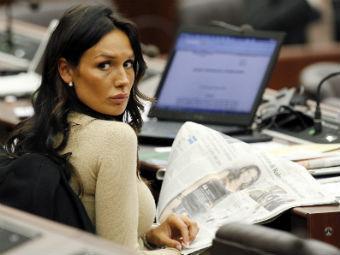 Николь Минетти. Фото Reuters