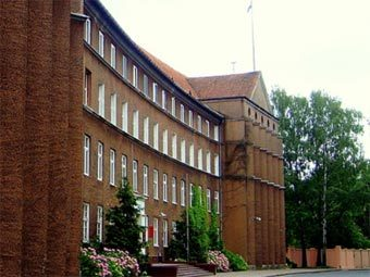 Здание правительства Калининградской области. Фото с сайта amberclub.org