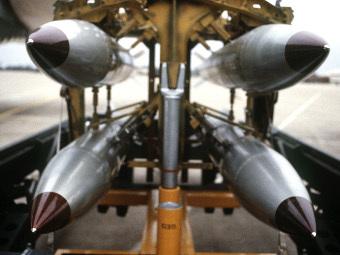 Бомбы B61. Фото минобороны США