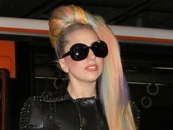 Леди Гага. Архивное фото ©AP