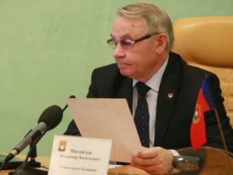 Владимир Михайлов. Фото с сайта kemerovo.ru