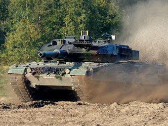 Leopard 2. Фото Reuters