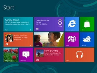 Microsoft сообщила о готовности Windows 8