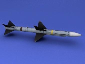AIM-7 Sparrow. Снимка от сайта fallingpixel.com
