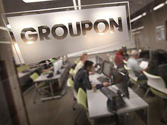 Акции Groupon снова обвалились