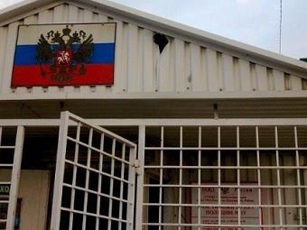 В Ставропольском крае здание полиции обстреляли из гранатомета
