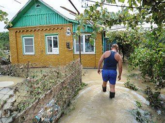 Последствия наводнения в Крымске. Фото РИА Новости, Илья Питалев