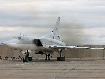 Ту-22М3. Фото пресс-службы Минобороны РФ