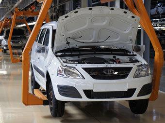Российский автопром будут субсидировать до 2020 года