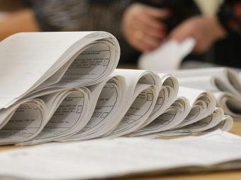 Подсчет голосов. Фото РИА Новости, Виталий Белоусов