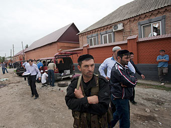 Ответственность за теракт на похоронах в Ингушетии возложили на Доку Умарова