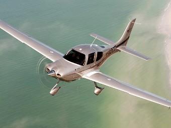 SR20. Фото на пресслужбата на Cirrus Aircraft