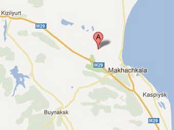 В поселке Шамхал в Дагестане ликвидировали двух боевиков