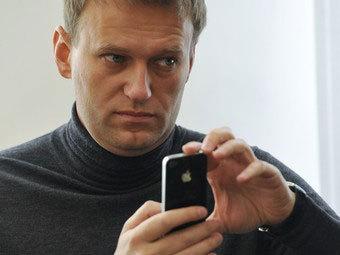 Алексея Навального и его аккаунт в твиттере были взломаны с IP-адреса,
