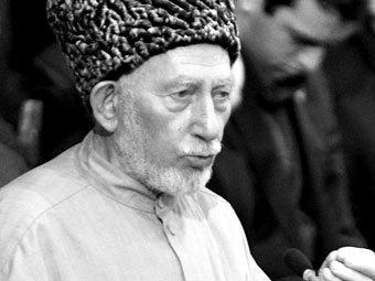 МВД установила личность смертницы, взорвавшей духовного лидера дагестанских мусульман