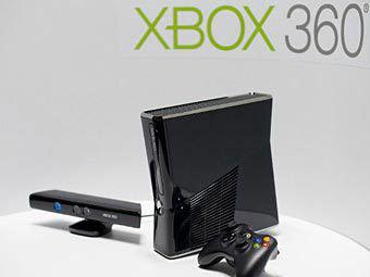 Xbox 360. Фото ©AFP