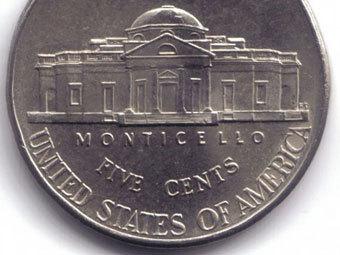 Пять центов. Фото с сайта medals-and-coins.com