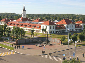 Шклов. Фото с сайта belarus.by