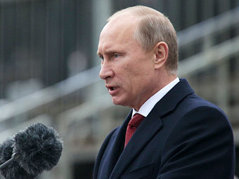 Владимир Путин. Фото РИА Новости, Валерий Мельников