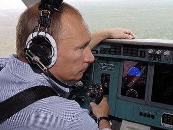 Владимир Путин. Фото Reuters