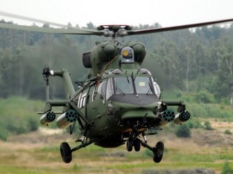 W-3PL Gluszec. Фото от пресслужбата на PZL Swidnik