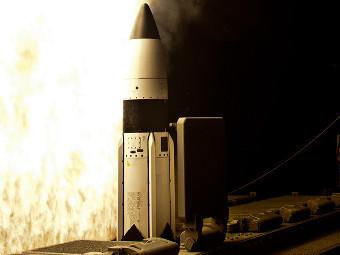 Запуск на SM-3 Block IB. Фото от сайта mda.mil
