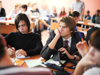 Учащиеся СУНЦ НГУ. Фото с официального сайта