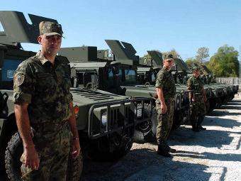 Фото министерства обороны Сербии