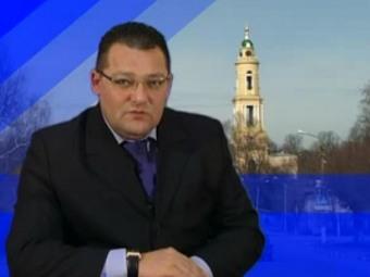 Андрей Лютоев. Скриншот с сайта администрации района