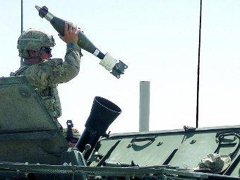 Высокоточен миномет APMI. Фото от сайта army.mil