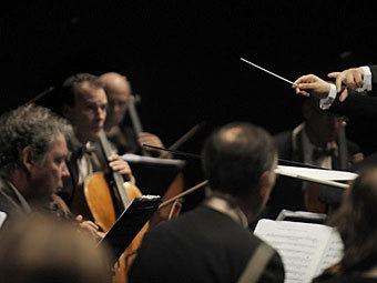 Брюссельский филармонический оркестр. Фото ©AFP