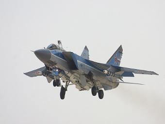МиГ-31. Фото от сайта migavia.ru