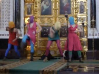 Депутат предложил заблокировать ролик с выступлением Pussy Riot