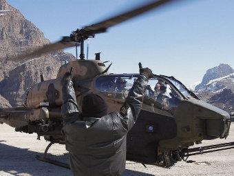 AH-1W. Фото от сайта msb.gov.tr
