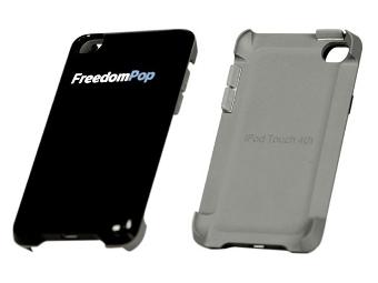 Чехол для iPod touch со встроенным модемом