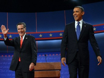 `Obama, Romney - same police state`: Third party debate...
