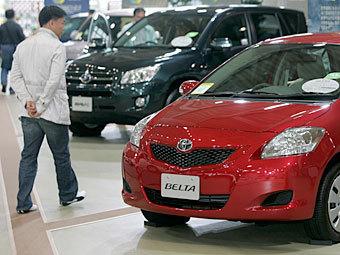 Спор за острова снизил продажи Toyota в Китае на 40 процентов