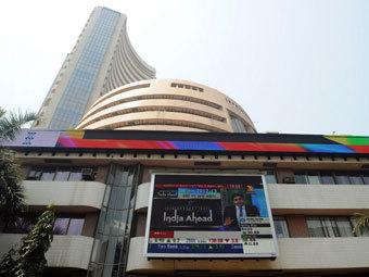 Биржа в Мумбаи. Фото ©AFP