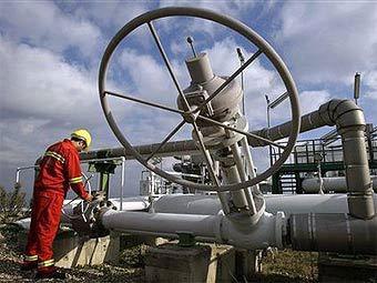 """""""Газпром"""" увеличил поставки в Турцию"""